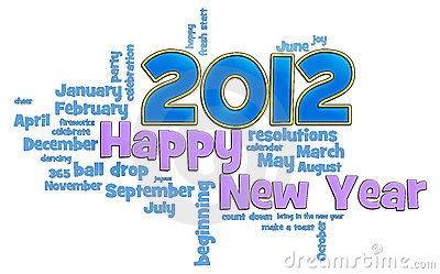 Have a lovely 2012