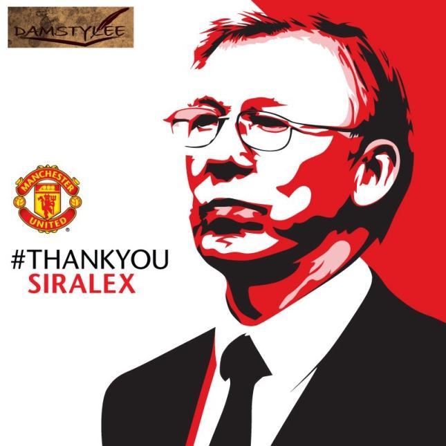 edited #sir alex
