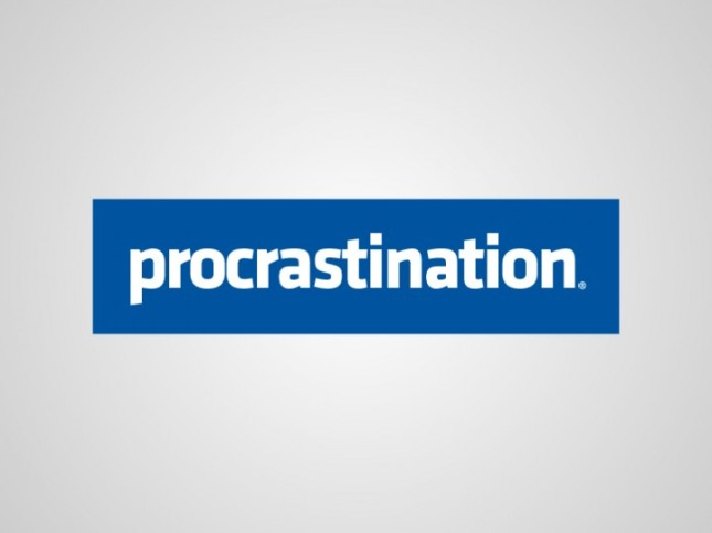 Procrastination_Sourced from Google