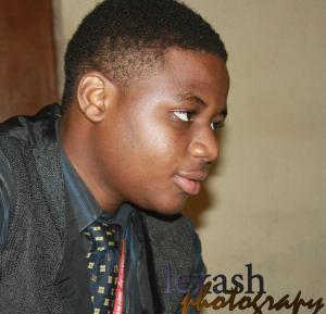 Mr Chidiere Ashimole